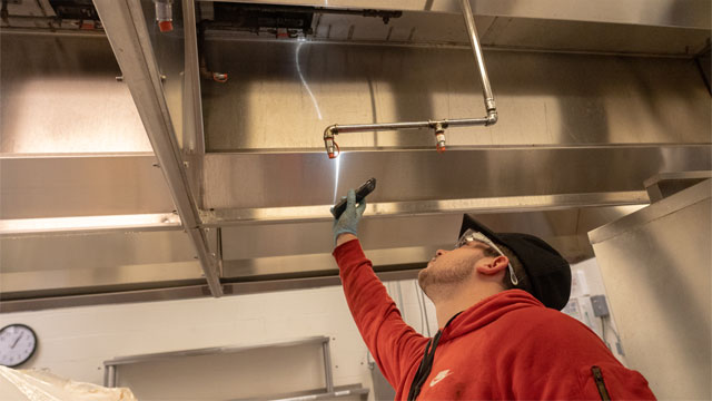 KEC Concepts - How to do a proper commercial kitchen inspection