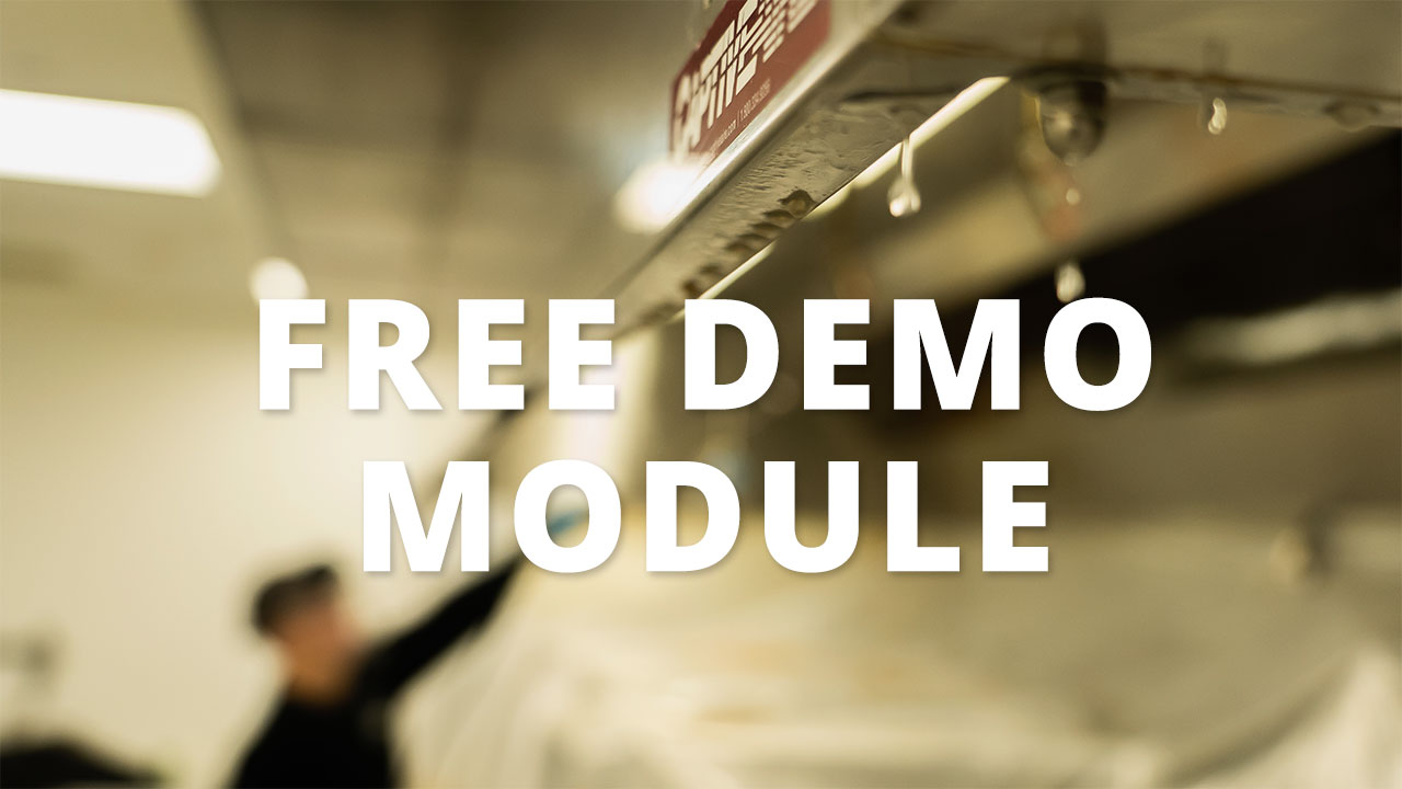Kitchen Exhaust Systems Demo